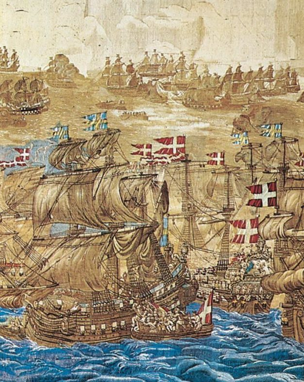 Episode from the Battle of Køge Bay