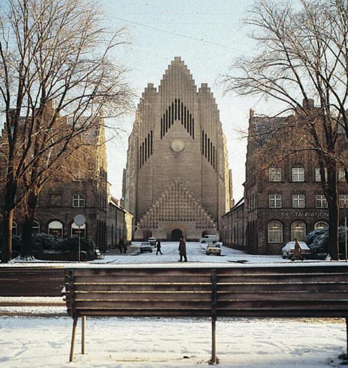 Jensen-Klint's Grundtvig Church