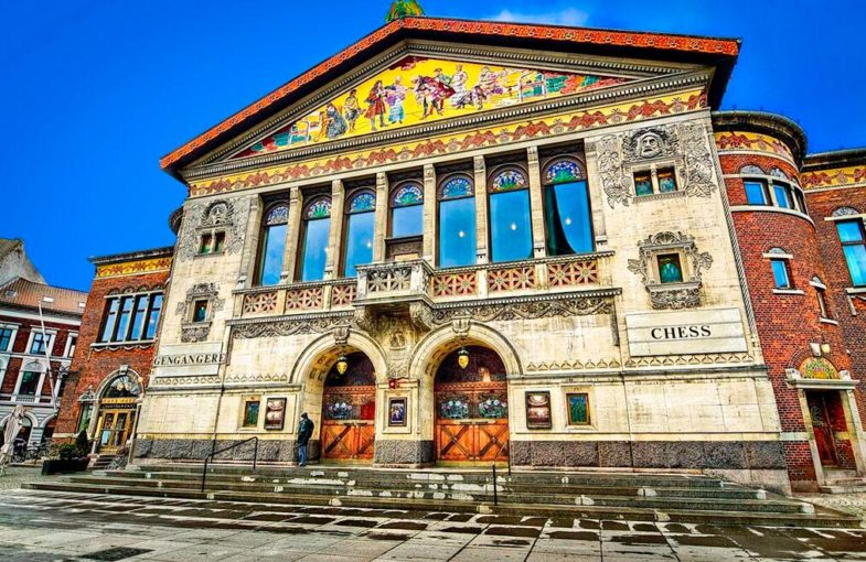 Theater in Denmark