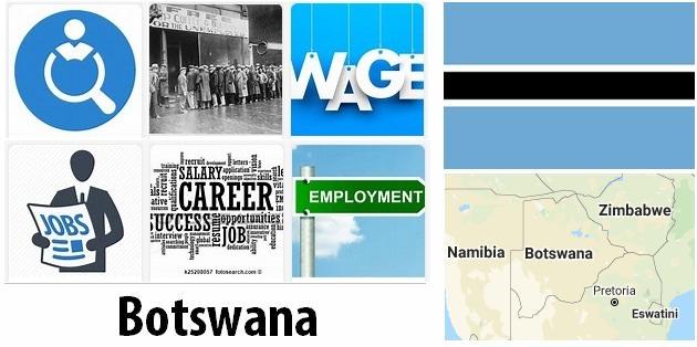 Botswana Labor Market