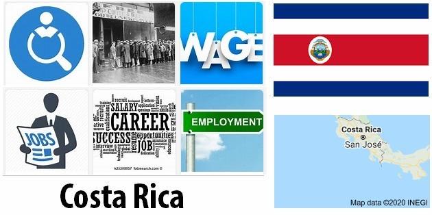 Costa Rica Labor Market