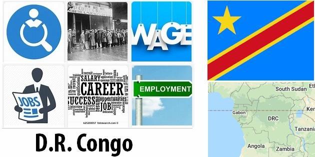 Democratic Republic of the Congo Labor Market
