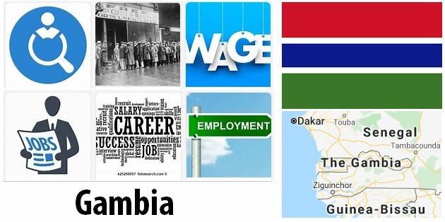 Gambia Labor Market