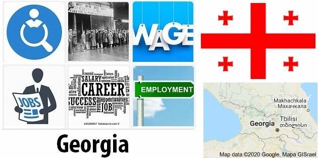 Georgia Labor Market