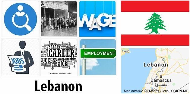 Lebanon Labor Market