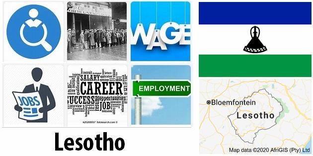 Lesotho Labor Market