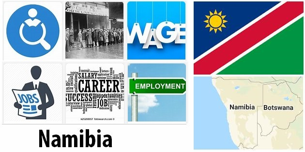Namibia Labor Market