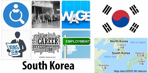 South Korea Labor Market