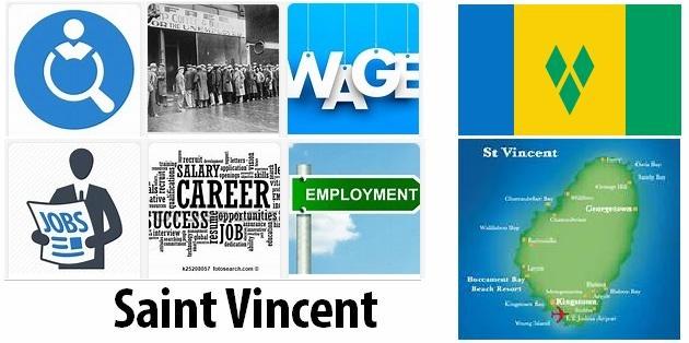 St Vincent Labor Market