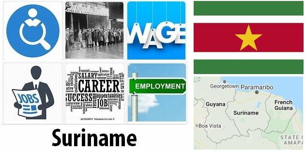 Suriname Labor Market