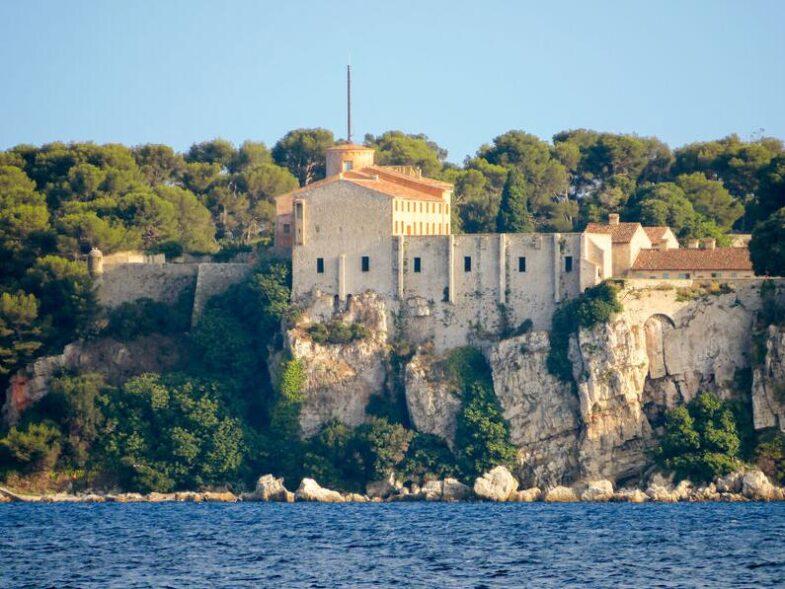 Fort Royal on Ile St-Marguerite