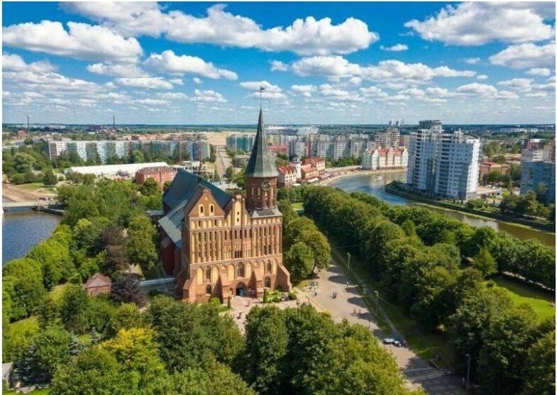 Kaliningrad Region Attractions