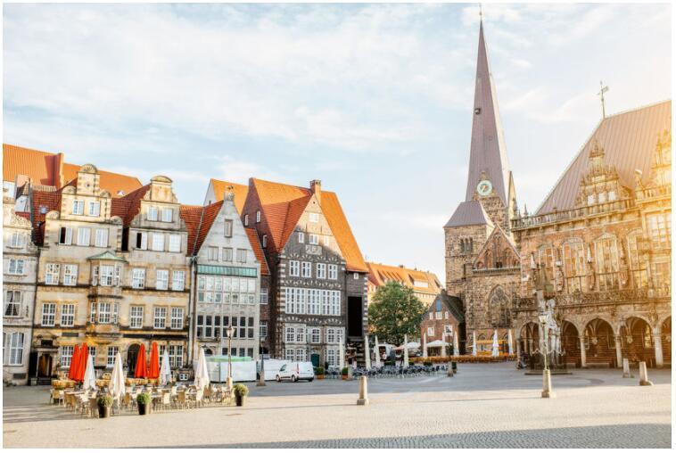 How to get to Bremen