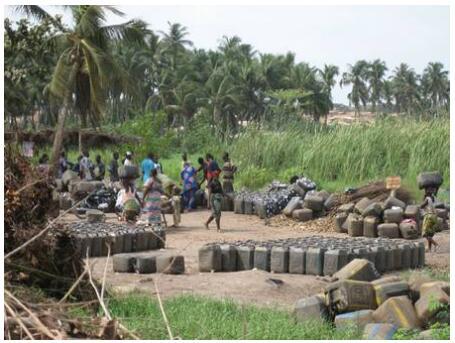 Benin Transhipment point for smuggled petrol