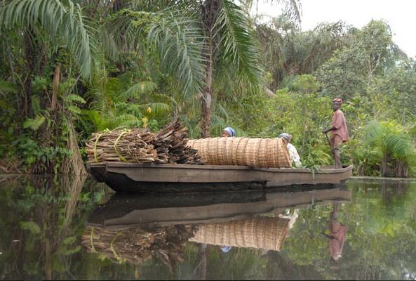 Benin Water taxi