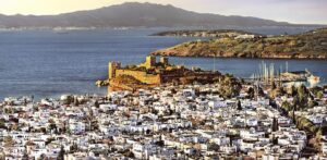 Magnificent sights in Bodrum