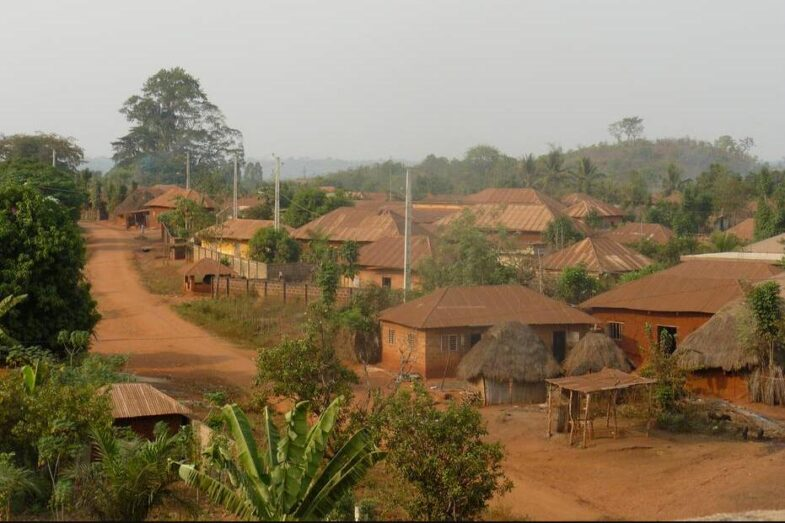 Banamè, Covè Benin