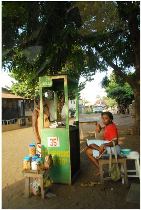 Benin Media and Telecommunications