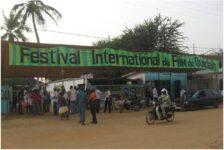 Film Festival in Ouidah Benin