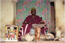 The King of Ketou Benin