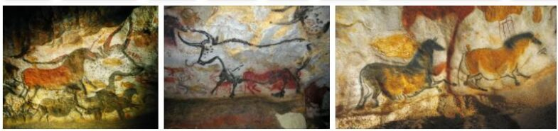 Cave Paintings in the Vézère Valley