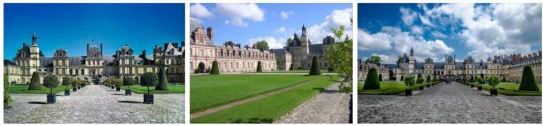 Fontainebleau Castle and Park