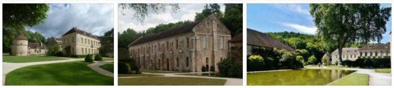 Fontenay Cistercian Abbey