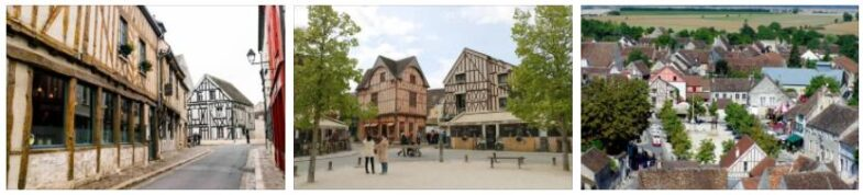 Medieval Trading Town of Provins