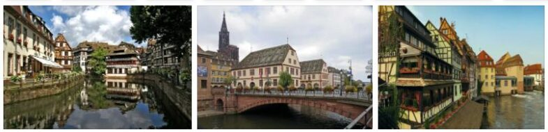 Old Town of Strasbourg