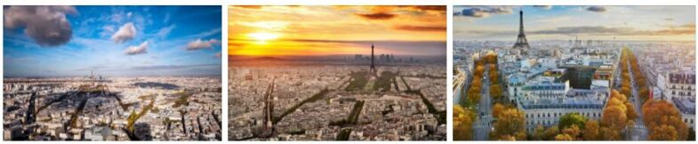 Paris Cityscape 1