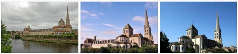 Saint-Savin-sur-Gartempe Church