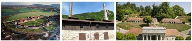 Salt Pans of Salin-les-Bains and Arc-et-Senans